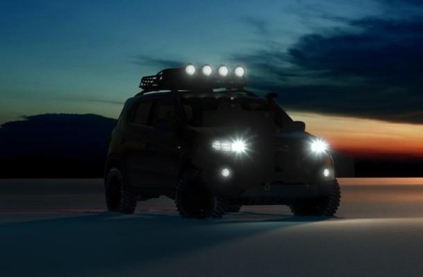 Концепт-кар Chevrolet Niva