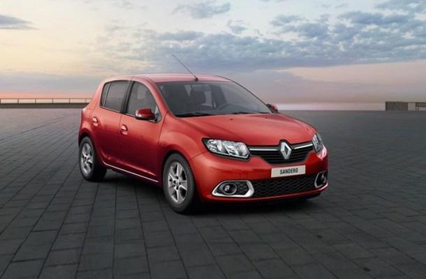 Дизайн нового Renault Sandero