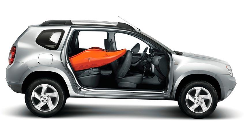 Renault Duster - фотографии