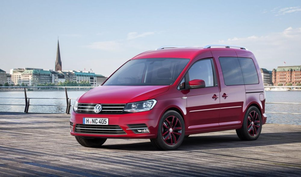 Новый Volkswagen Caddy 2015-2016