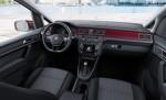 Внутри нового Volkswagen Caddy