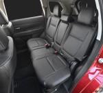 Второй ряд кресел Mitsubishi Outlander 2015-2016
