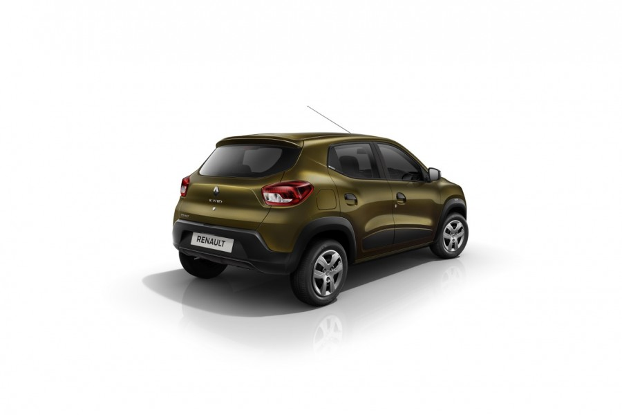 Renault Kwid 2015-2016