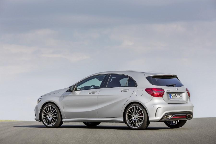 Экстерьер Mercedes-Benz A-Class