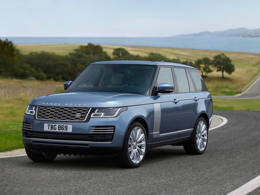 Новый Рендж Ровер 2018-2019 в России: фото, характеристики, комплектации и цены Range Rover 4 рестайлинг, Автофакты