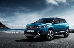 Новый Peugeot 5008 2017-2018