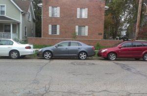 Профессионал парковки