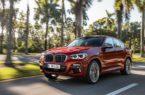 Новая модель BMW X4