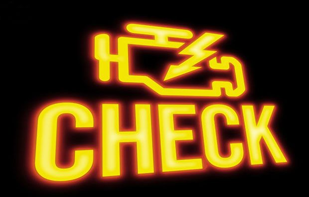 Индикатор Check Engine